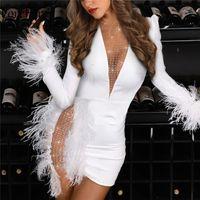 2018 neue Sommer Frauen Kleid Sexy Riemen Side Lace Up Kleid Frauen Clubwear Bandage Party Kleider Aushöhlen Kleidung Frauen Bodycon Vestidos