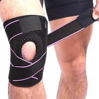 Knee Sleeve Breathable Durable 4 Color HX 7908 Riding Keep W...