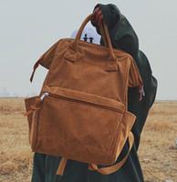 سروال قصير حقائب تحمل على الظهر للنساء أزياء الشتاء السيدات عادية نمط الصلبة اللون حزمة عودة أنثى مراهقون بنات مدرسة حقيبة الظهر