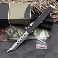 Neue Micro BM Tech Folding Automatic Messer Ho 150-10 Tanto Einzelne Aktion Auto Messer Outdoor EDC Messer Bank Pocket UT Survival Messer C07