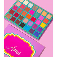 Brand ANNA 35 Colors Eye shadow Latest style ANNA 1: 1 35 Col...
