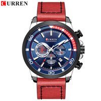 Mens Watches Top Brand Luxury Quartz Gold Watch Men Casual L...