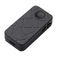 BT06 자동차 무선 블루투스 V4.1 오디오 수신기 음악 어댑터와 핸즈프리는 3.5mm의 스테레오 출력을 호출 - 블랙