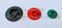 20000pcs / ctn19mm Botón de plástico de cambio de cambio rápido / abrasivo