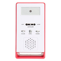 Wireless SOS Notfall Dialer Alarm System Panic Button Ältere Behinderte - Blau