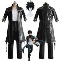 Mi héroe Academia Boku no héroe Academia OCHACO URARAKA Dabi cosplay del sistema completo (+ Fosa de la camiseta + pantalones) para los hombres por encargo