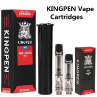 Wholesale Ceramic Coil Kingpen Vape Cartridge Packaging 0. 5m...