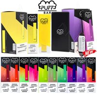 Newest Puff Bar Disposable Pods System Device Bars Starter K...