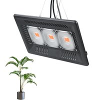 Wenyi Full Spectrum Grow Lights AC 110V 220V COB impermeable LED iluminación para plantas de interior Luz de crecimiento