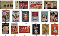 20 * 30cm métal métal peinture peinture arts de la bière My Guinness Vintage Bar Classic Bar Pub Accueil Affiche d'affichage mural Rétro Affiches de vin en fer rétro