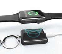 Apple Watch Serisi için Manyetik Kablosuz Şarj Serisi 4 3 2 1 Metal + Apple Watch 4 için Temperli Cam Kablosuz Şarj 4 3 2