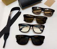 F-BE4293 plus récent Homme sportif Chaîne SunglassesOptical Cadre UV400 56-17-145 mode Euro-am Conçu cas Fullset