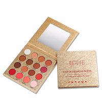 16 Color Pro Eyeshadow Pallette Eye shadow Powder Palette Wa...
