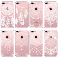 For iphone x phone case new hot sale painting mandala patter...