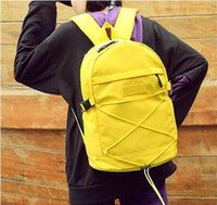 Fashion Trend Designer Backpack with Letter Doxford Double S...