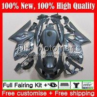Karosserie für YAMAHA Thundercat YZF600R 02 03 04 05 06 07 86MT25 Mattschwarz YZF 600R YZF-600R 2002 2003 2004 2005 2006 2007 Verkleidung Karosserie