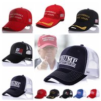 Trump Embroidery Ball Cap Make America Great Again Baseball ...