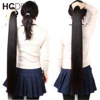HCDIVA Vierge humaine Bundle cheveux droit brésilien tissage de cheveux Extensions 1 3 4 10 pièces / Lot Usine de gros Prix 2020 gratuit LashesGift