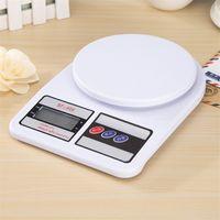 Bijutaria Digital Portátil Jóias Cozinha Comida Dieta Postal Sala Escalas Escalas 5kg / 10kg Acessórios de Cozinha