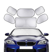 Cars Foldable Windshield Visor Cover Sun Shade Heat Shield B...