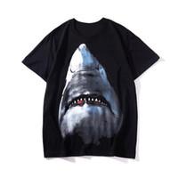 Mens Stylist maglietta animale di modo stampato donne degli uomini di alta qualità T shirt SummerT shirt manica corta formato S-XXL