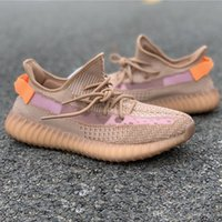 2019 Clay v2 Running Shoes Kanye West Fashion Designer Brand...