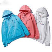 Bury men' s designer hoodie color embroidered brand hood...