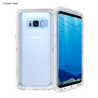 Defenders Clear Crystal Cases For Samsung Note 9 8 S9 Plus S...