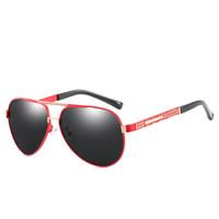 Nuevo Diseñador de primeras marcas Gafas de sol para hombres y mujeres Gafas de sol polarizadas para hombres Gafas de sol polarizadas de conducción de alta gama Gafas de negocios