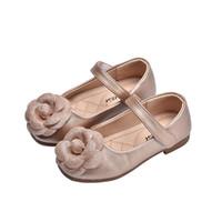 جدي جديد مصمم أحذية أحذية الفتيات 3D زهرة حذاء الأميرة الاطفال حذاء الاطفال اللباس الفتيات الأحذية الأحذية A8037