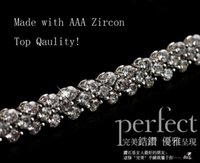 Wholesale Crystal Rome - Rome Korean jewelry wholesale bracelet inlay Austria AA grade high-quality low-cost crystal bracelet female gift