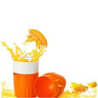 portakal suyu el ile sıkacağı toptan satış-Portakal Sıkacağı Plastik El Manuel Portakal Limon Suyu Basın Sıkacağı Meyve Sıkacağı Narenciye Sıkacağı Meyve Reamers