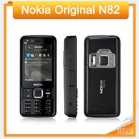 Nokia N82 Unlocked GSM Mobile Phone double caméra 5MP WIFI 3G GPS Phone