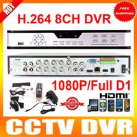 UK uk-uk - 960H Stand Alone DVR recorder 8CH Full D1 1080P HDMI output H.264 Network Phone Viewing VGA USB Video Camera DVR CCTV System