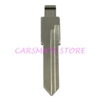 Wholesale Old Key Blank - #01 Ignition Key Uncut Blade Blank For Santana, Jetta, Old Audi 100, Golf, Hongqi Chromed Copper Materials Many Types Selectable