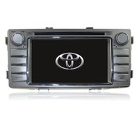 Wholesale Car Radio Toyota Hilux - TOYOTA Hilus 2012 Touch Screen Car Dvd Player with 3D Map View BT DVD Radio