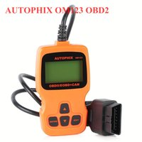 Wholesale View Reader - AUTOPHIX OM123 OBD MATE OBDII Code Reader Auto Diagnostic Scanner Tool View Live Data Stream