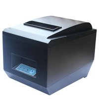 Wholesale 80mm thermal printer receipt printer kitchen restaurant printing machine with cutter support Ethernet USB port
