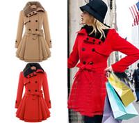 ponchos de invierno más tallas al por mayor-Al por mayor-Fluffy Fuzzy Coat para mujeres Shearling Shaggy Faux Fur Coats Mujer 2015 Winter Fashion Cardigan más tamaño chaqueta Poncho Outfit