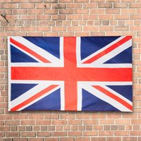 Wholesale Union Game - 90*150cm United Kingdom National Flag The World Cup Olympic Game Union Jack UK British Banner 3*5ft 5qt C R