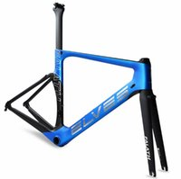 Wholesale aero carbon bicycle - 2018 NEW elves FALATH Light-sensitive color aero-dynamics carbon road bike frame carbon fiber bicycle frame carbon road frame aerodynamics