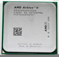 Procesador AMD Athlon II X2 250 de 3.0 GHz 2MB L2 socket de memoria caché AM3 Dual-Core piezas dispersas cpu