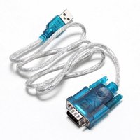ingrosso gps rs232-USB 2.0 A SERIAL RS232 DB9 CAVO ADATTATORE 9 PIN Cavo PDA CONVERTITORE GPS
