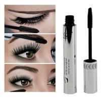 Wholesale Makeup Brush 18 Black - 2015 New arrival brand Black Eye Mascara Long Eyelash Silicone Brush curving lengthening mascara Waterproof Makeup 18