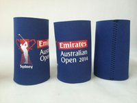 Wholesale stubby holders customized sublimation LOGO amall order to AU