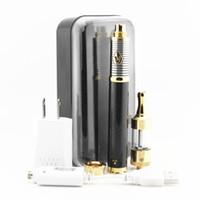 Wholesale Vaporizer Pen Kit Protank - Electronic Cigarette Vision spinner 3 start kit E Cigarette kits 1650mah Battery with protank 2 atomizer e cig kit top vapor vaporizer pen