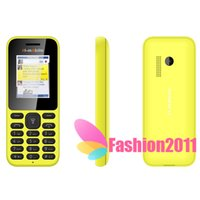 Wholesale Elder People Mobile Phone - 2015 Cheap Mobile Phone W215 MP3 Camera Elder People Dual SIM Big Keyboard Loud Speaker 1.77Inch Bluetooth Phone free DHL shipping 002786