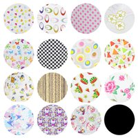 Wholesale Symphony Transfer Foil Nail Sticker - Wholesale-31Pcs lot 20*4cm Symphony Nail Foil Sticker Flower Style Nail Art Transfer Foil Decal DIY Beauty Craft Nail Decorations Supplies