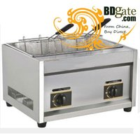 Wholesale 12L LPG Gas Fryer for Spiral Potato Twister Potato Tornado Potato Fry Potato Churros Chicken
