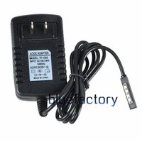 "Wholesale 12v 2a Dc Charger - For Microsoft Surface RT 2 Wall Charger 12V 2A US EU Plug Travel Home Chargers Supply AC DC Charging Power Adapter for Tablet PC 10.6"" PW3"
